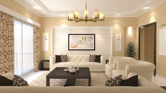 Living Room Interior Design Ideas - Furdo Smart Living Spaces