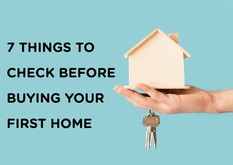 Read more about the article 7 Things To Check Before Buying A New Home