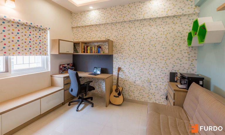 kids room space utilization