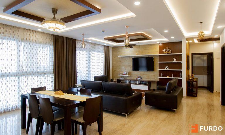 living area decor