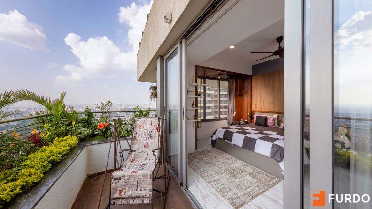 bedroom balcony design ideas