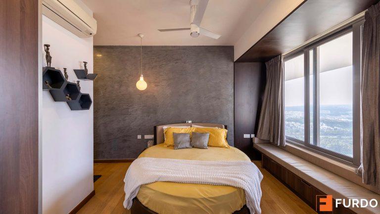 oval bed design